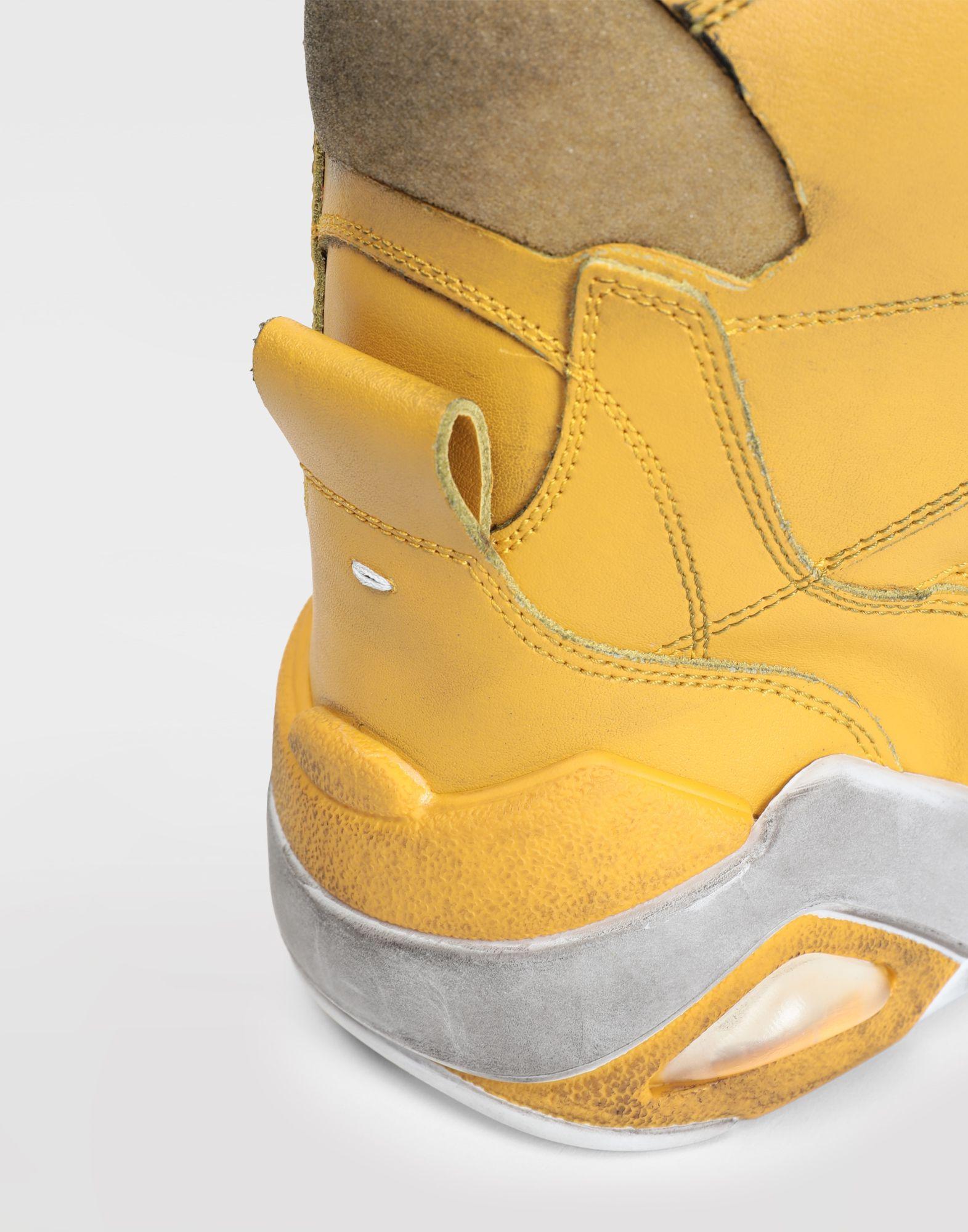 MAISON MARGIELA High-top 'Retro Fit' sneakers Sneakers Woman b
