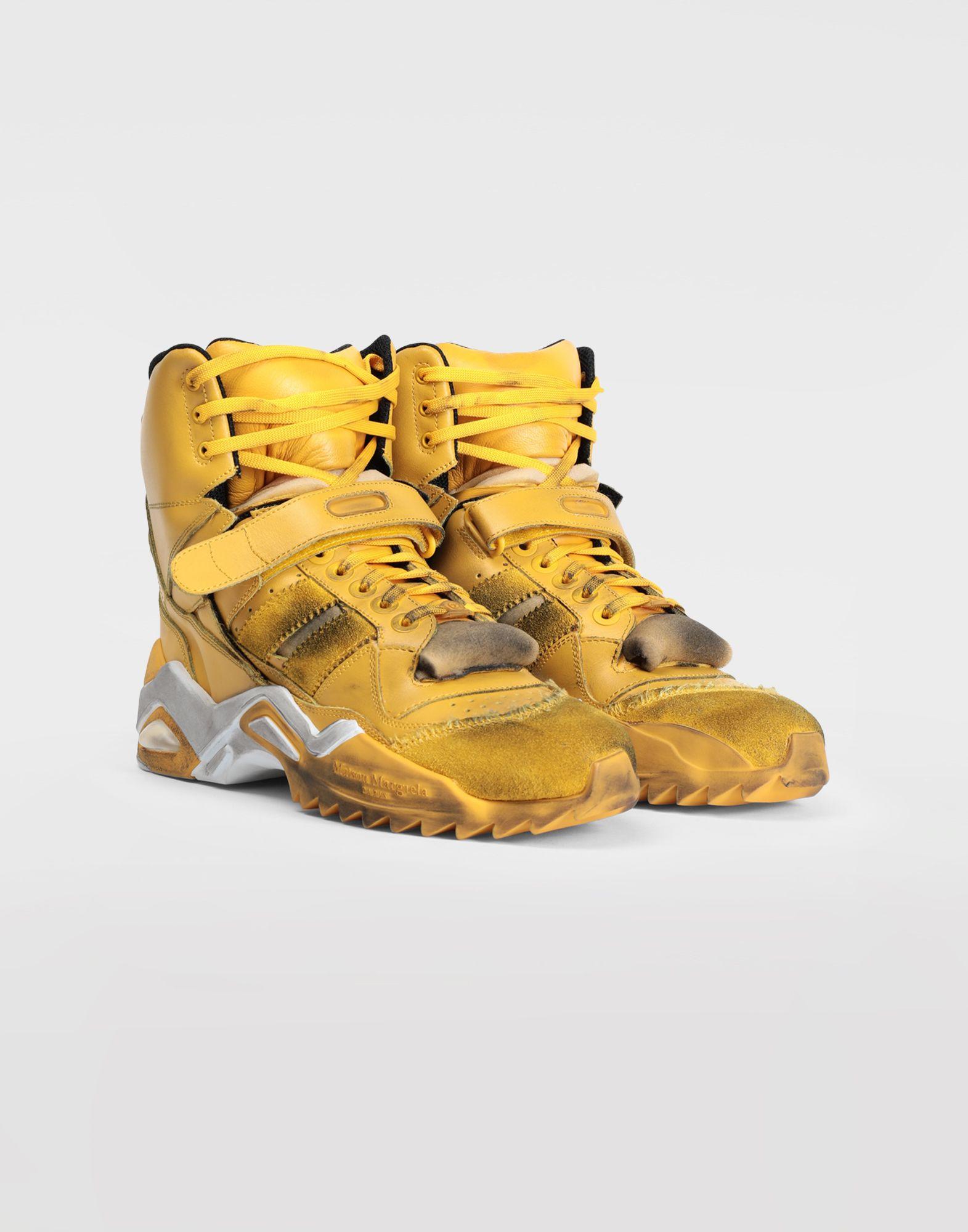 MAISON MARGIELA High-top 'Retro Fit' sneakers Sneakers Woman d