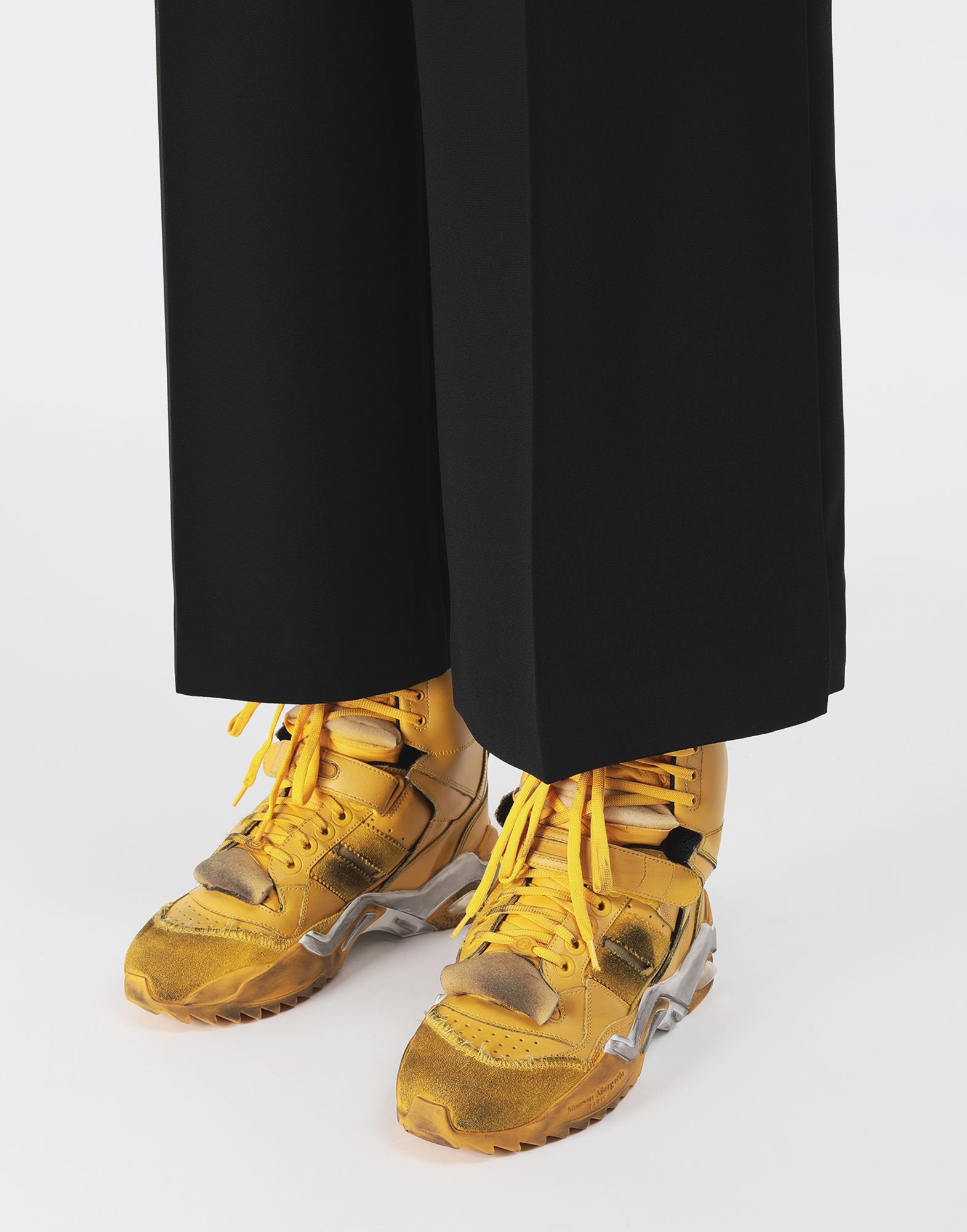 MAISON MARGIELA High-top 'Retro Fit' sneakers Sneakers Woman r