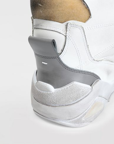 SHOES High-top 'Retro Fit' sneakers White
