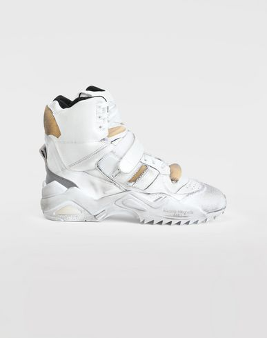 MAISON MARGIELA Sneakers [*** pickupInStoreShipping_info ***] High-top 'Retro Fit' sneakers f