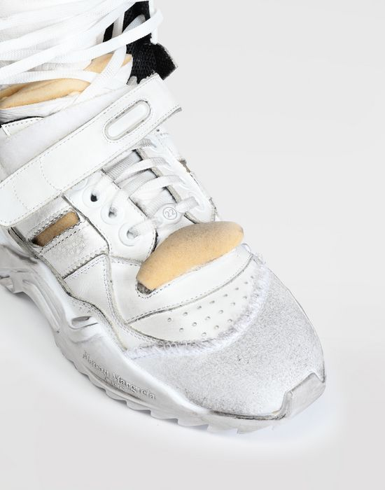 MAISON MARGIELA High-top 'Retro Fit' sneakers Sneakers [*** pickupInStoreShipping_info ***] a