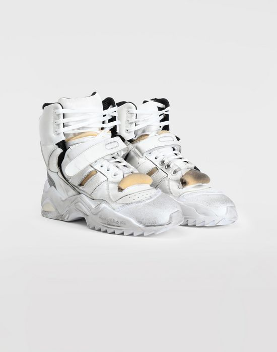 MAISON MARGIELA High-top 'Retro Fit' sneakers Sneakers [*** pickupInStoreShipping_info ***] d