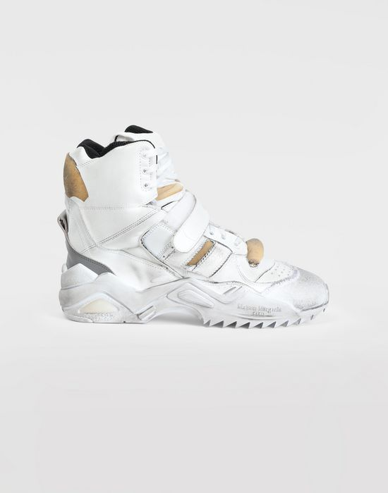 MAISON MARGIELA High-top 'Retro Fit' sneakers Sneakers [*** pickupInStoreShipping_info ***] f
