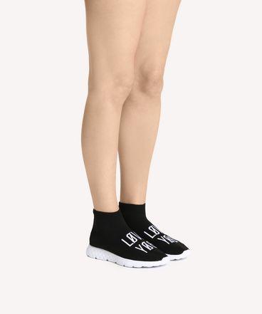 REDValentino QQ0S0B72ULR IDM Sneaker Woman b