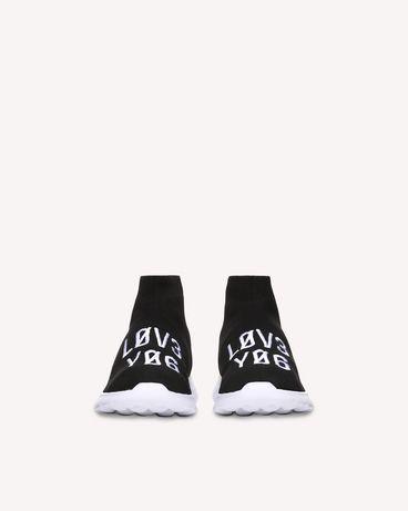 REDValentino QQ0S0B72ULR IDM Sneaker Woman d