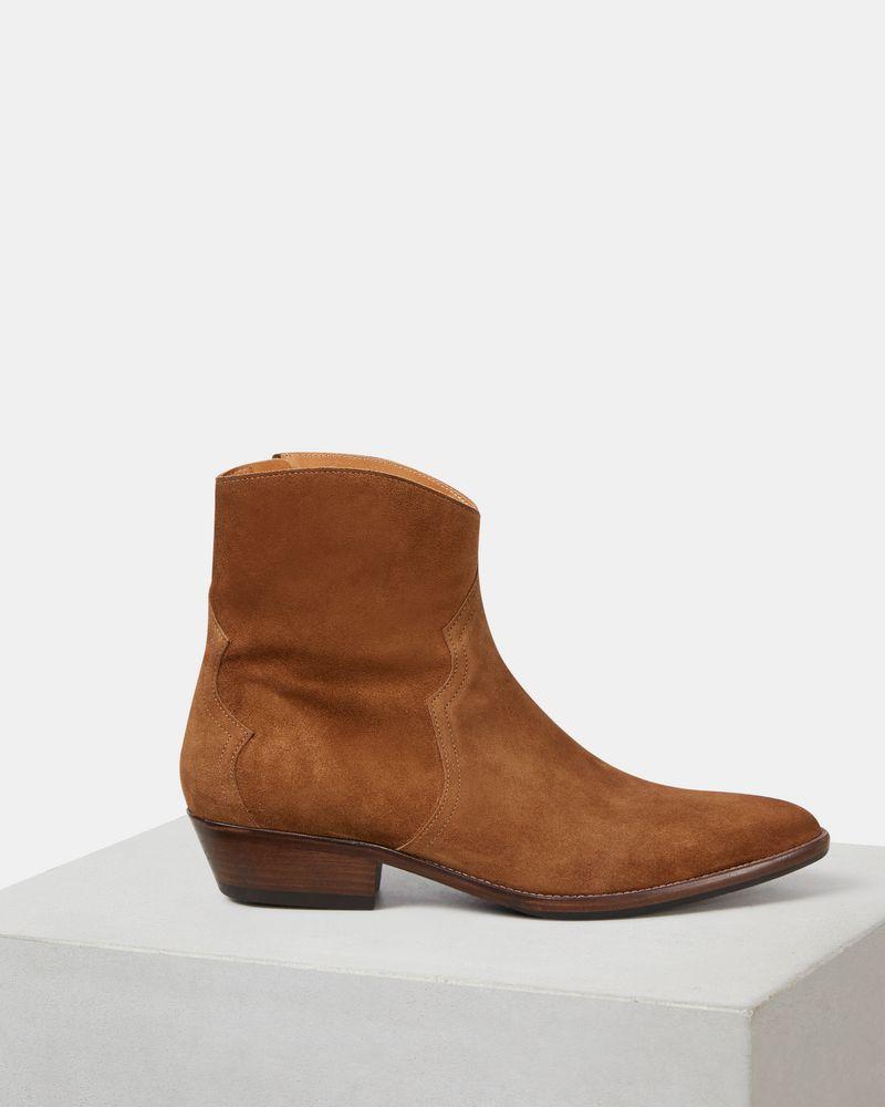 DERFEE boots ISABEL MARANT