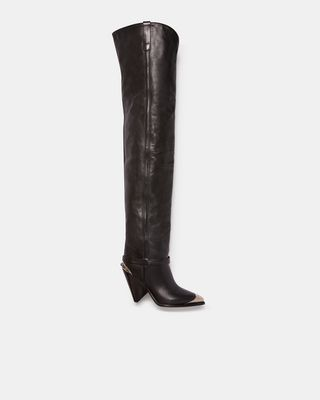 LAFSTEN thigh-high boots