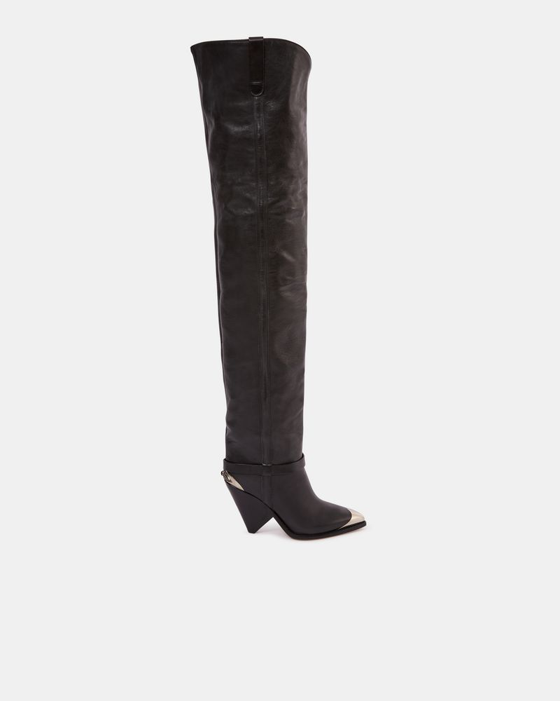 LAFSTEN thigh-high boots ISABEL MARANT