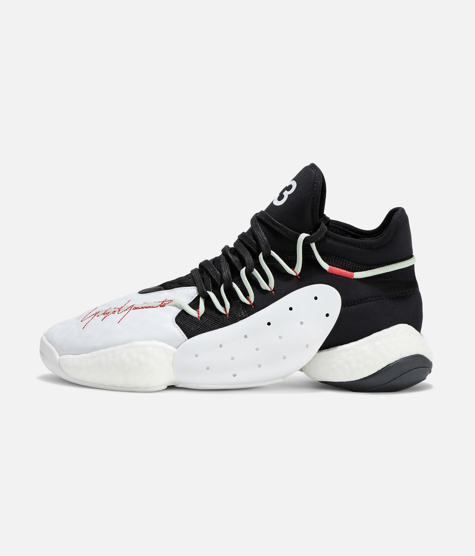 Y-3 Y-3 BYW BBALL Sneakers Uomo f