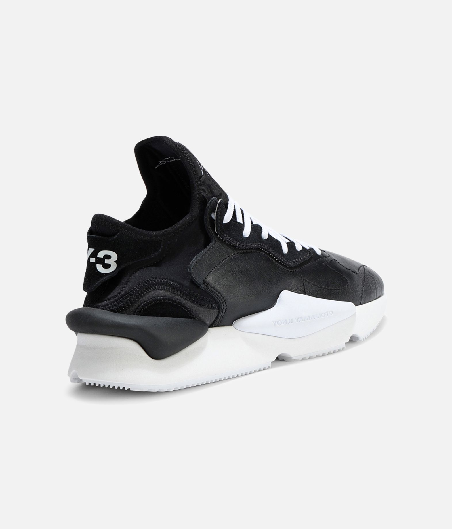 Y-3 Y-3 Kaiwa High-top sneakers E d