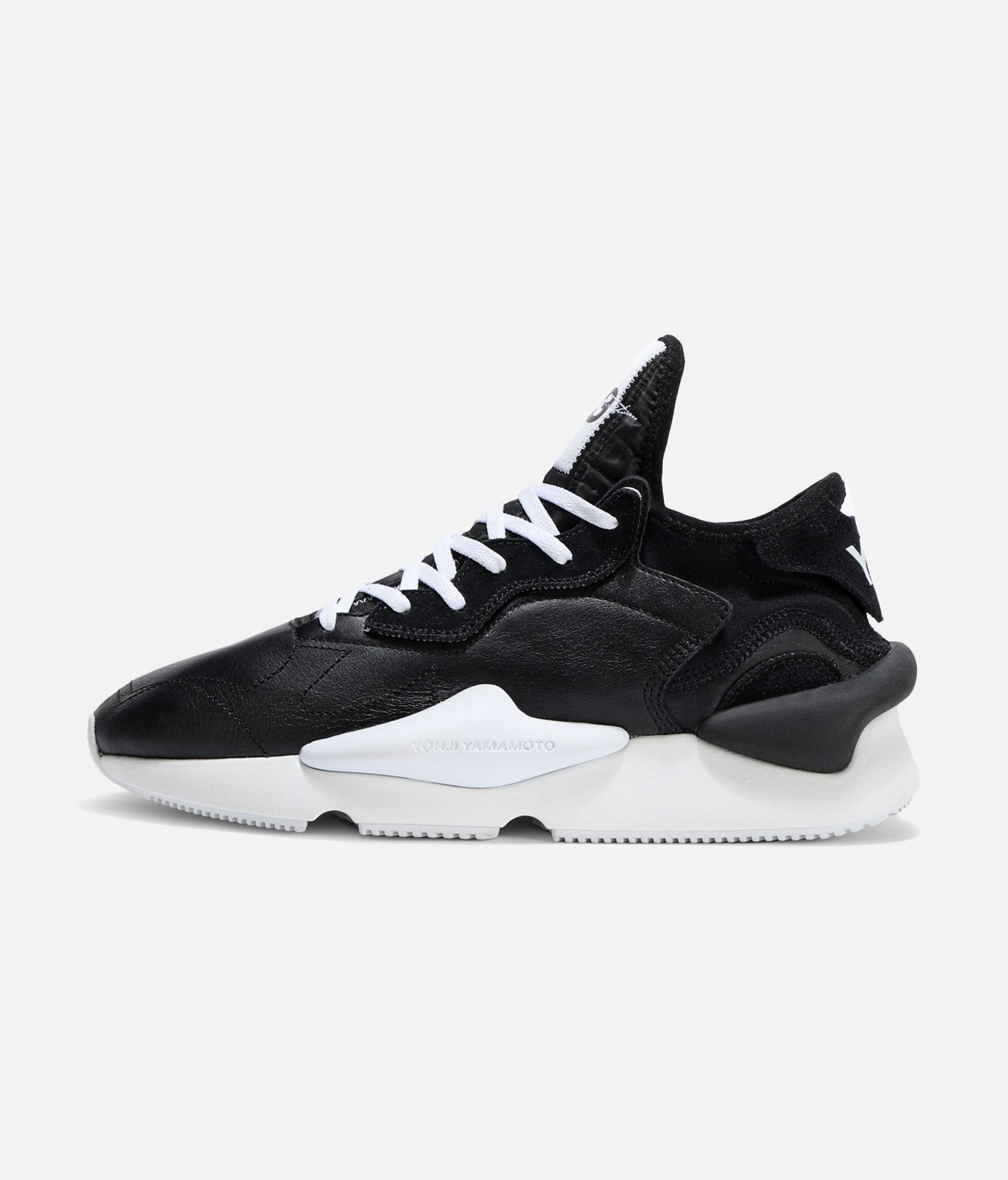 Y-3 Y-3 Kaiwa High-top sneakers E f