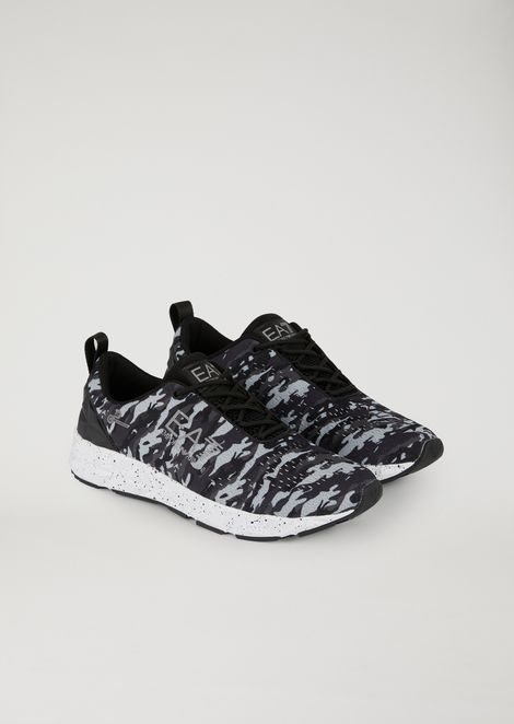 Ultimate C2 Camou sneakers