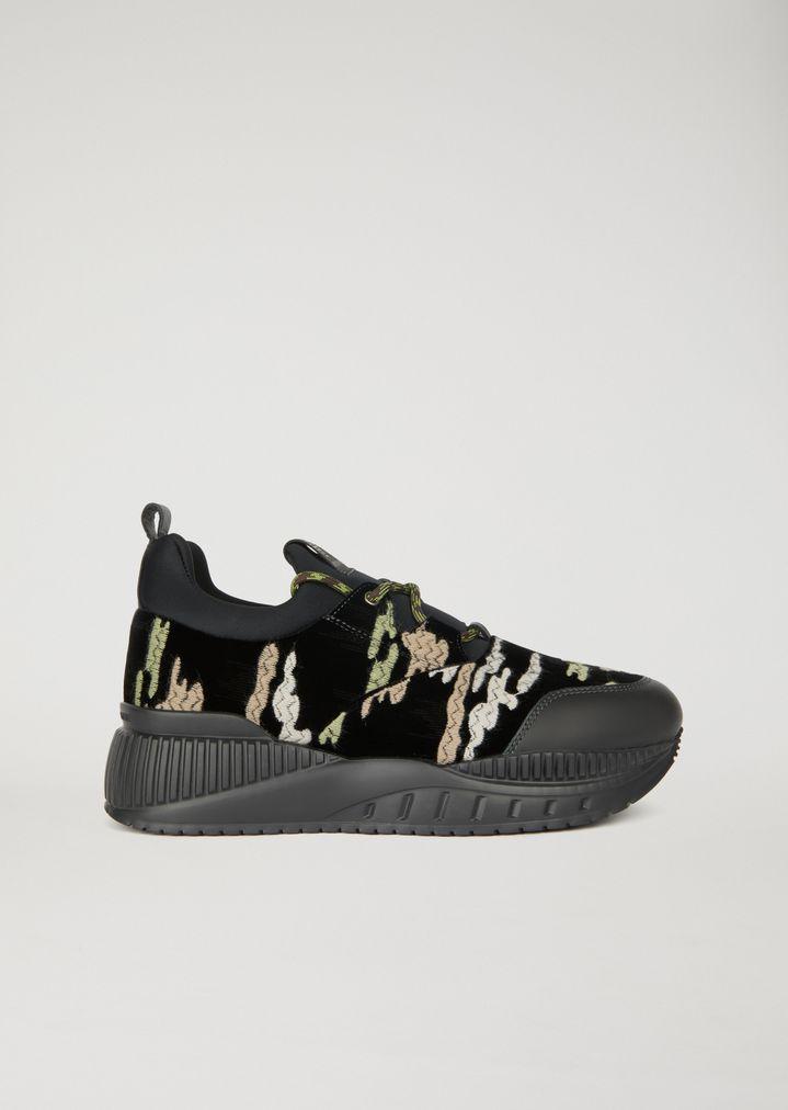 Sneaker   Homme   Emporio Armani 7cff35c4bf1