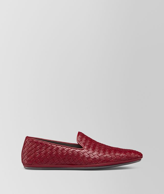 BOTTEGA VENETA FIANDRA SLIPPER IN INTRECCIATO CALF Mocassin or Slipper [*** pickupInStoreShippingNotGuaranteed_info ***] fp