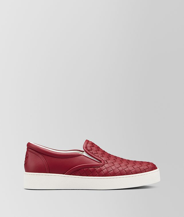 BOTTEGA VENETA DODGER SNEAKER IN INTRECCIATO NAPPA Trainers [*** pickupInStoreShipping_info ***] fp