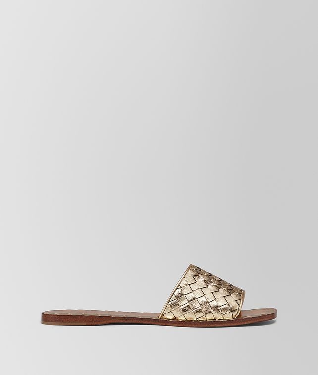 BOTTEGA VENETA RAVELLO SANDAL IN CALF Sandals Woman fp