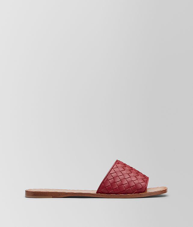 BOTTEGA VENETA RAVELLO SANDAL IN INTRECCIATO NAPPA Sandals Woman fp