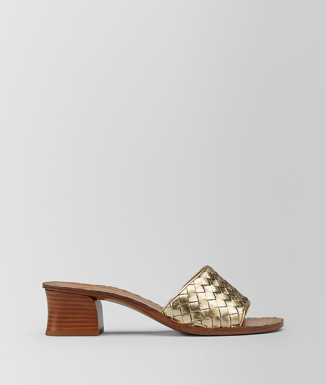 BOTTEGA VENETA RAVELLO SANDAL IN CALF LEATHER Sandals Woman fp