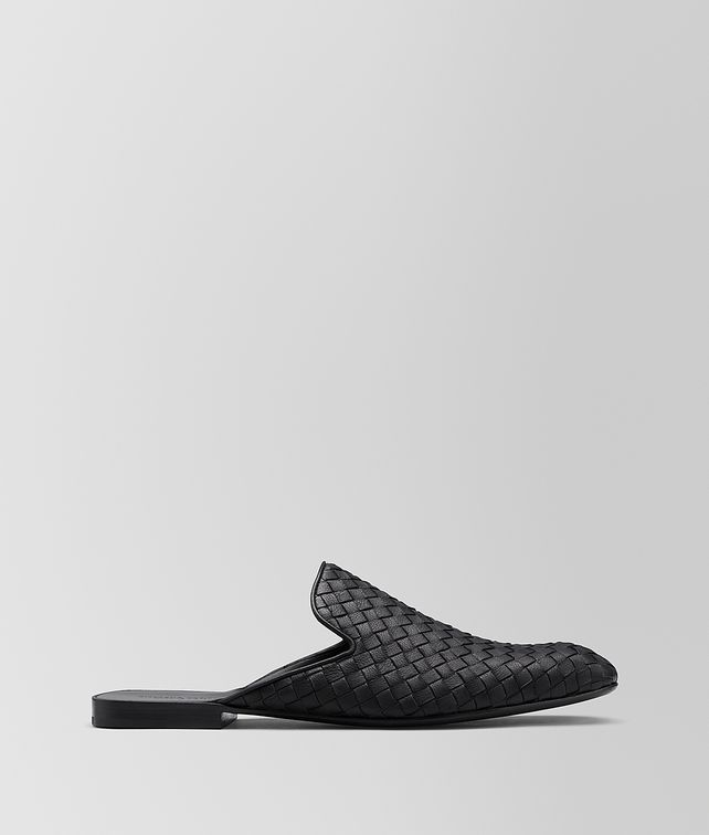 BOTTEGA VENETA SEAN SLIPPER IN INTRECCIATO CALF Mocassin or Slipper [*** pickupInStoreShippingNotGuaranteed_info ***] fp