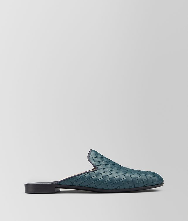 BOTTEGA VENETA SLIPPER FIANDRA IN NAPPA Scarpa Bassa [*** pickupInStoreShipping_info ***] fp