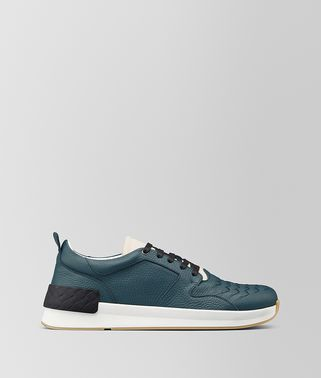 SNEAKERS BV GRAND EN CUIR DE VEAU
