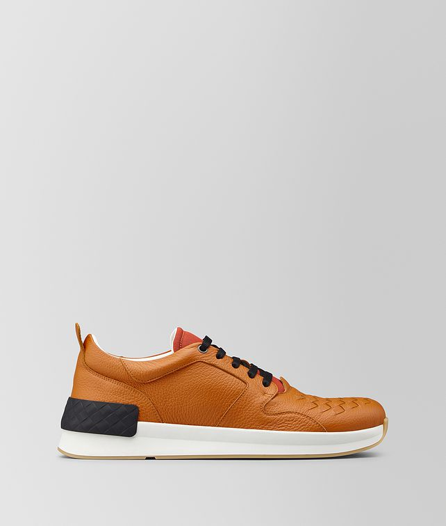 BOTTEGA VENETA BV GRAND SNEAKER IN CALF LEATHER Trainers [*** pickupInStoreShippingNotGuaranteed_info ***] fp