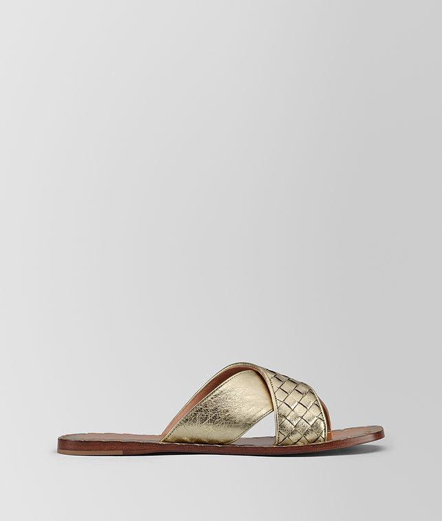 BOTTEGA VENETA RAVELLO SANDAL IN CALF Sandals [*** pickupInStoreShipping_info ***] fp