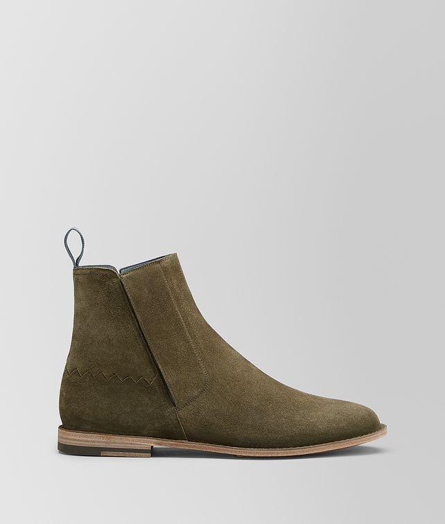 BOTTEGA VENETA VOORTREKKING JAG BOOT IN SUEDE Boots [*** pickupInStoreShippingNotGuaranteed_info ***] fp