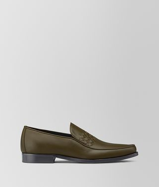 CHET LOAFER IN INTRECCIATO CALF LEATHER
