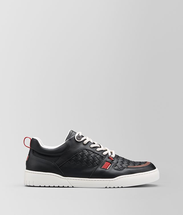 BOTTEGA VENETA HEEZE SNEAKER IN INTRECCIATO CALF Sneakers Man fp
