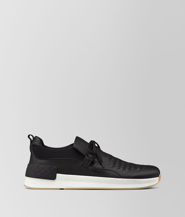 BOTTEGA VENETA BV GRAND SLIP-ON SNEAKER IN CALF LEATHER Trainers [*** pickupInStoreShippingNotGuaranteed_info ***] fp