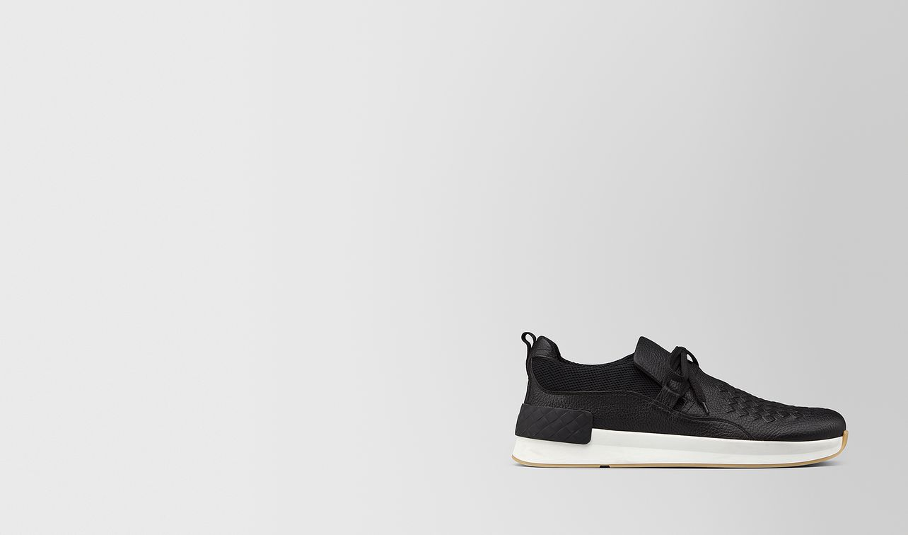 bv grand slip-on sneaker in calf leather  landing