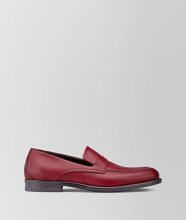 BOTTEGA VENETA LEONHARD LOAFER IN CALF Mocassin or Slipper [*** pickupInStoreShippingNotGuaranteed_info ***] fp