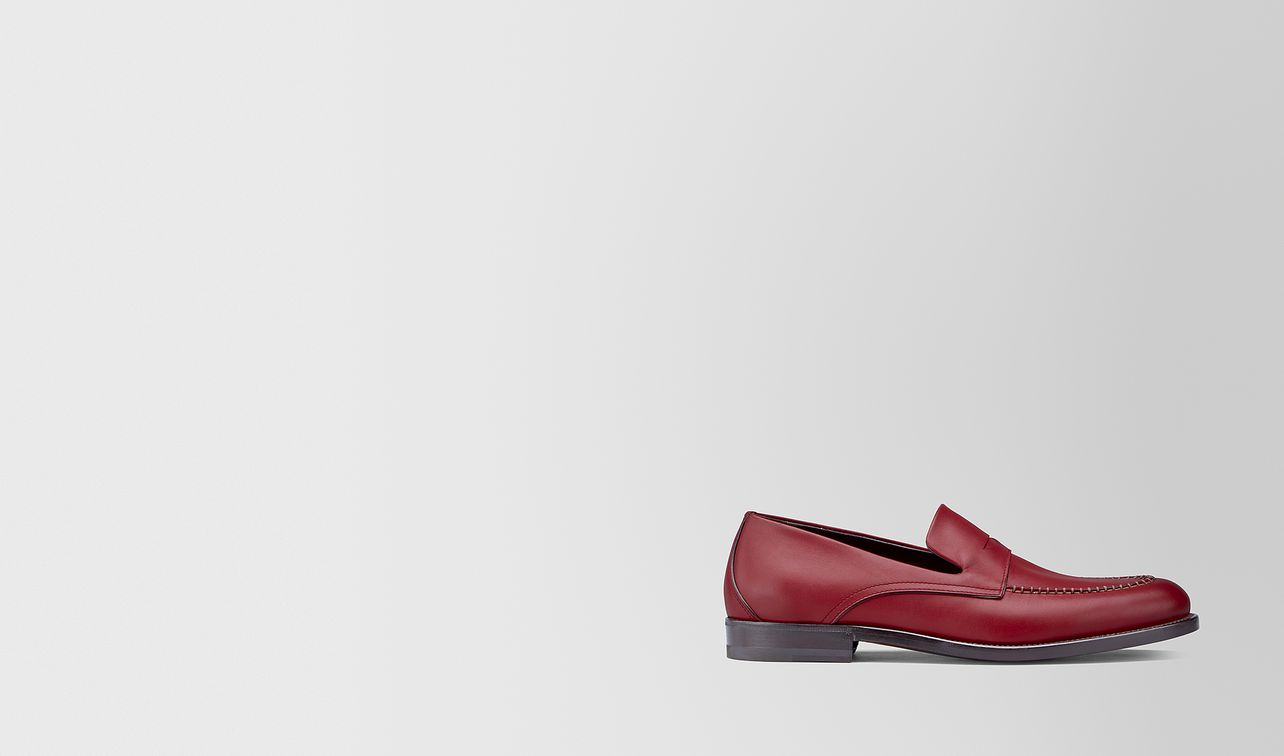 leonhard loafer in calf  landing