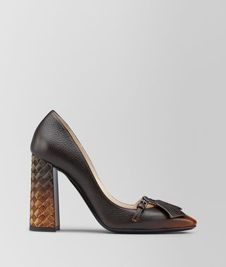 CHERBOURG PUMP IN CALF LEATHER