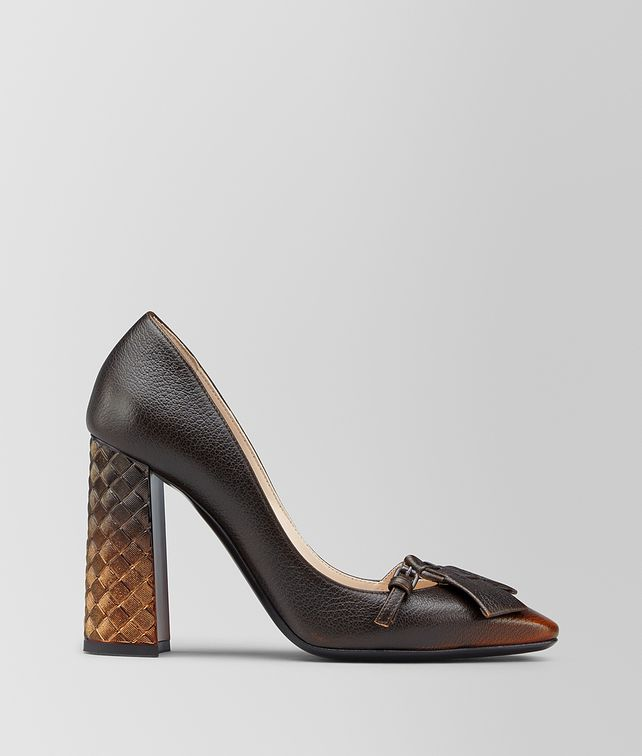 BOTTEGA VENETA CHERBOURG PUMP IN CALF Pump [*** pickupInStoreShipping_info ***] fp