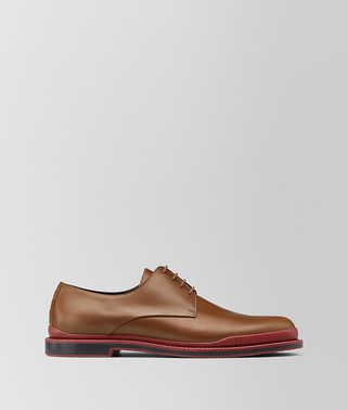 BV TRÉPOINTE LACE-UP IN CALF LEATHER