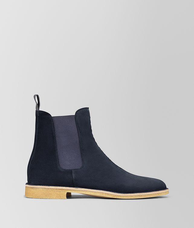 BOTTEGA VENETA VOORTREKKING BOOT IN SUEDE Boots Man fp