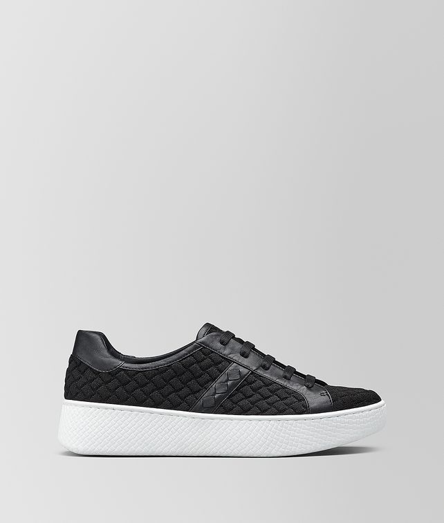 BOTTEGA VENETA HELIUM SNEAKER IN INTRECCIATO KNITTED Sneakers [*** pickupInStoreShippingNotGuaranteed_info ***] fp