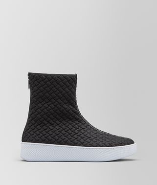HELIUM SNEAKER IN INTRECCIATO KNITTED