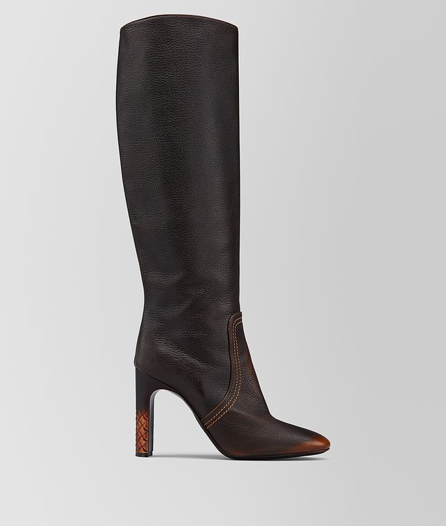 BOTTEGA VENETA BOOT IN CALF LEATHER Boots and ankle boots [*** pickupInStoreShipping_info ***] fp