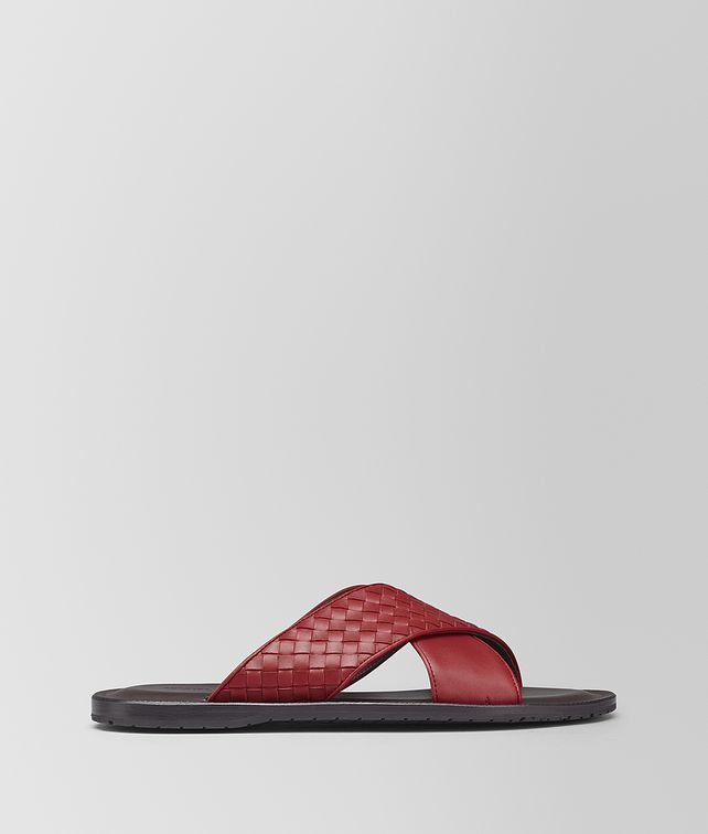 BOTTEGA VENETA SAPA CRISSCROSS SANDAL IN INTRECCIATO CALF Sandals [*** pickupInStoreShippingNotGuaranteed_info ***] fp