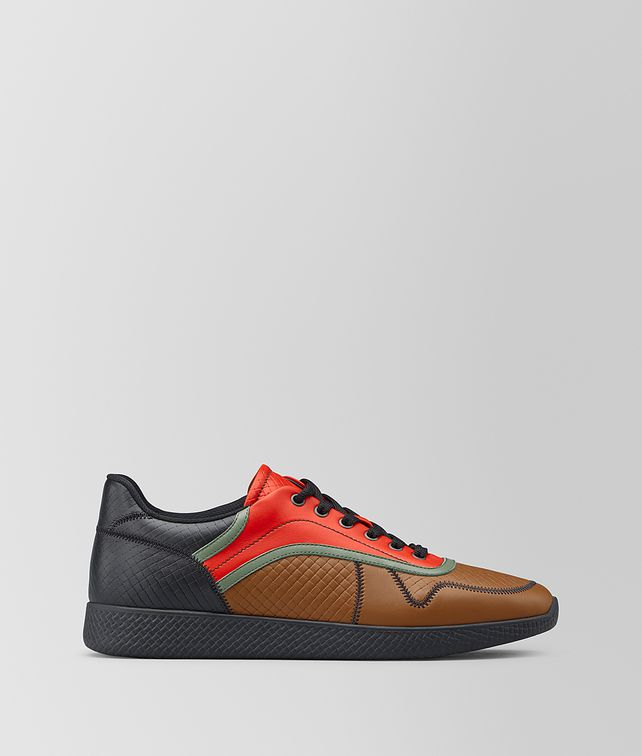 BOTTEGA VENETA BV LITHE SNEAKER IN CALF LEATHER Trainers [*** pickupInStoreShippingNotGuaranteed_info ***] fp