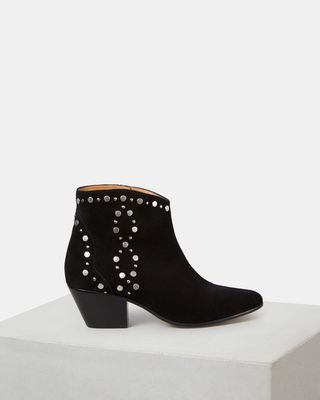 ISABEL MARANT BOOTS Woman DACKEN ankle boots d