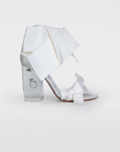 MAISON MARGIELA Sandals Woman Marry Me heels f