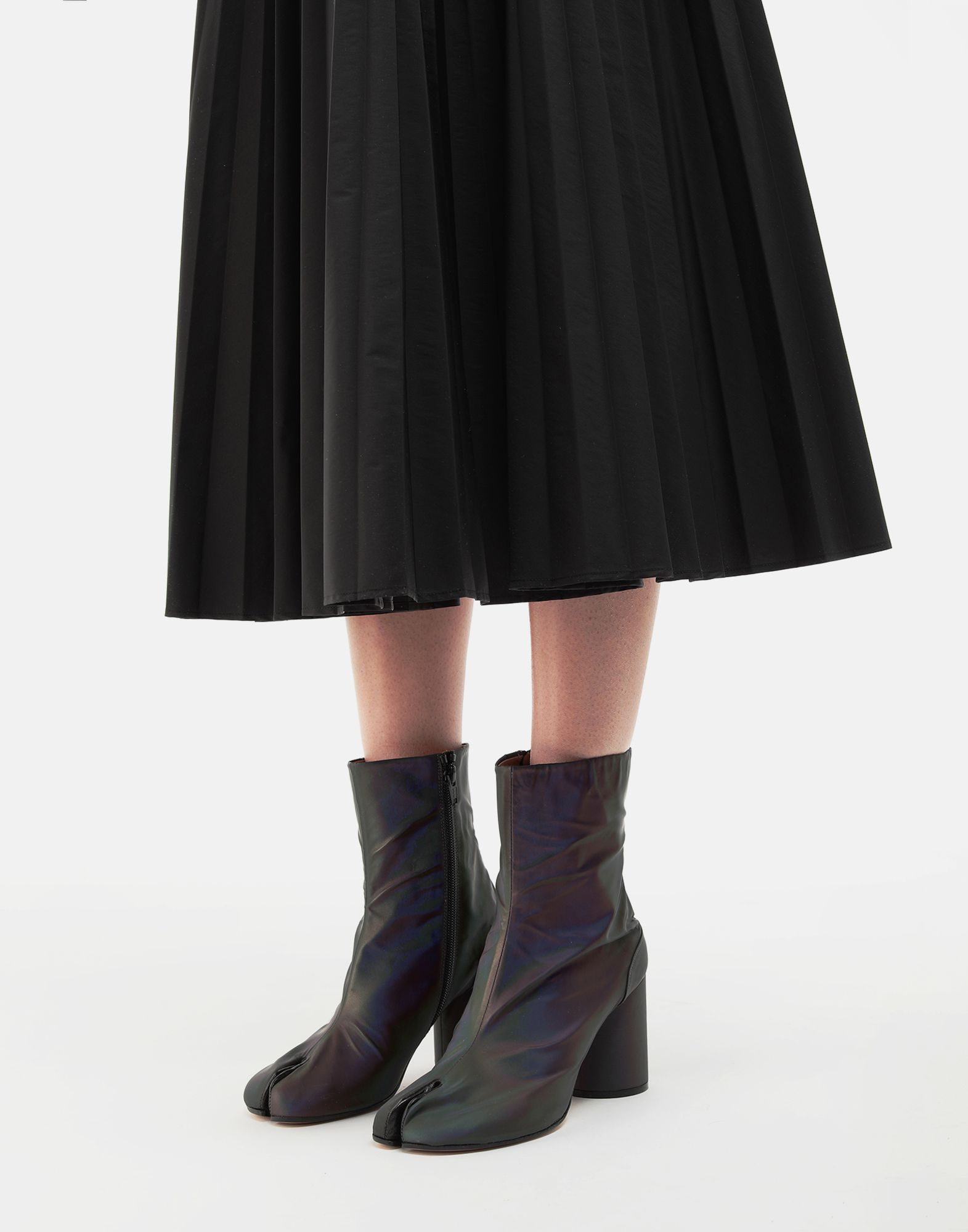 d2dfc0c69b3 Maison Margiela Reflective Tabi Boots Women | Maison Margiela Store