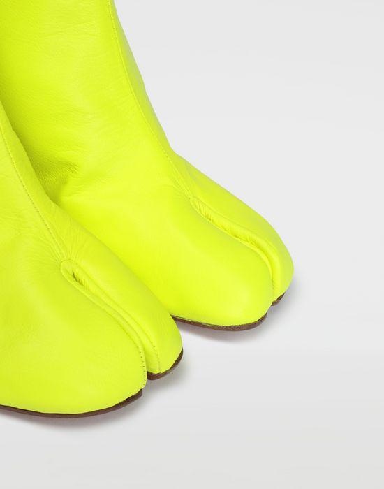 MAISON MARGIELA Fluorescent Tabi boots Ankle boots [*** pickupInStoreShipping_info ***] e