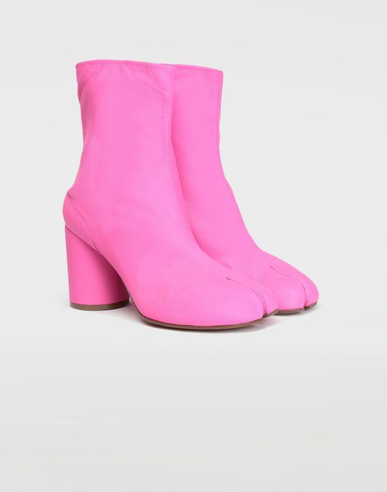 MAISON MARGIELA Fluorescent Tabi boots Ankle boots [*** pickupInStoreShipping_info ***] r