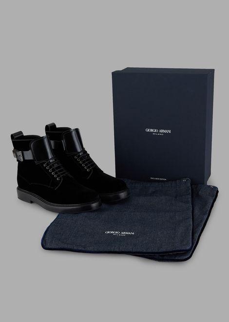 GIORGIO ARMANI Boots [*** pickupInStoreShippingNotGuaranteed_info ***] r